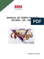 Manual de Tempo Padrão d_v1