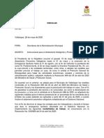 Circular No. 030 2020 Extensión del aislamiento preventivo (1)