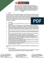 Anexo Rm. 099-2020-Minam Recomendaciones Para El Manejo de Residuos Solidos Durante La Emergencia Sanitaria Por Covid-19