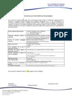 Vinculación formativa y plan de trabajo 2019 01