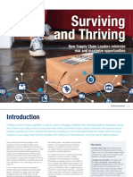 Surviving and Thriving_ How Supply Chain leaders can minimize risk and maximize opportunities