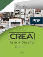 Muestra de catalogos de muebles de Melamina_ Crea Arte y Diseño.pdf