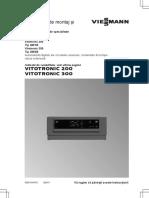IM-S Vitotronic 200 GW1B, Vitotronic 300 GW2B