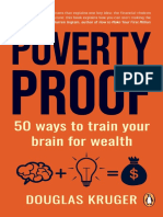 Poverty Proof - Douglas Kruger