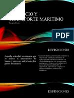 COMERCIO Y TRANSPORTE MARITIMO INTERNACIONAL (4-3 Y SS) Version sin videos