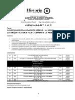 2018 TRABAJO PRÁCTICO 3 DIFUSION CRITICA Y  POSMODERNIDAD