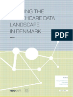 Mapping the Healthcare Data Landscape in Denmark for web