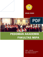 PEDOMAN AKADEMIK 2019-2020(1)