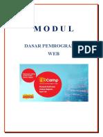 MODUL_Dasar Pemrograman Web1