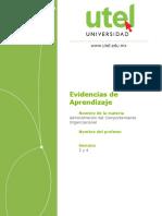 2P_Administración del comportamiento organizacional_Evidencia
