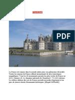 Le tourisme en France