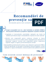 Recomandari de preventie sanitara FIHR Diversey (1)