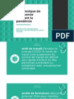 COVID-19 et Monde Du Travail _ Leçon 3