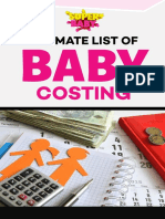 Ultimate-List-of-Baby-Costing