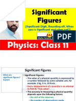 Significant Figures (Definition, Examples, Types, Rules, Rounding Off)