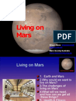 3.) diff. and possibilities of life  on Mars-converted