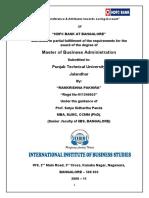 Iibs Hdfc Bank Project Ram (2)