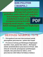 Marine Polution Annex 1- 7
