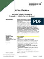 Ficha técnica Compact 2.4.-630
