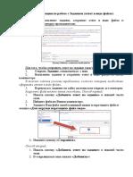 Инструкция по работе с Заданием (ответ в виде файла)