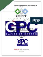 GPC Carton Agadir - OFPPT.docx