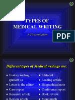 2.7 Medical Writing.ppt
