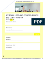 ITP TOEFL LISTENING COMPREHENSION (Try Out 1) - NO 1-50.pdf