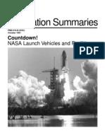 Countdown NASA Launch Vehicles and Facilities