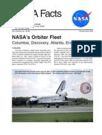 NASA Facts NASA's Orbiter Fleet