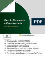 Gestão Financeira e Orçamentaria_2020.1_UNIFAMETRO_Prof Andson