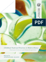 [Palgrave Studies in the History of Emotions] Stephanie Olsen (Eds.) - Childhood, Youth and Emotions in Modern History_ National, Colonial and Global Perspectives (2015, Palgrave Macmillan UK)