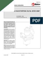 N1 reducing valve