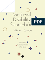MEDIEVAL DISABILITY SOURCEBOOK