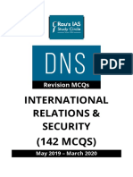 Raus DNS MCQ IR and Security 2020