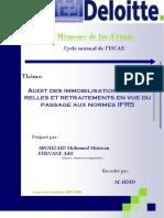 Audit des immobilisations corporelles et retraitements en vue du passage aux normes IFRS DN.pdf