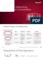 OpenStack Networking Services and Orchestration