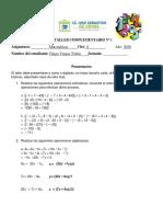 3 MATEMATICAS CLEI 6 rpta