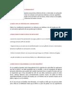 PREGUNTAS Y RESPUESTAS DE CORONAVIRUS PADRES E HIJOS
