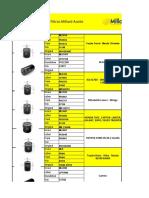 Catalogo Millard PDC 2019