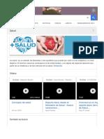 salud - Buscar con Google