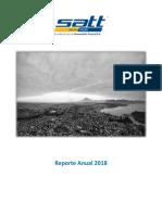 Reporte Anual 2018