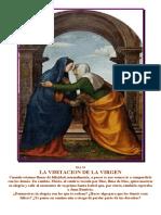 DIA 31 La Visitacion de la Virgen