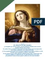 DIA 28 EL SILENCIO DE MARIA