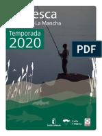 Normativa Pesca 2020 - Castilla La Mancha - Folleto Informativo
