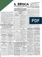 La Época (Madrid. 1849). 8-4-1935, n.º 29.735