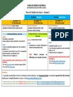 PLANO DE ENSINO À DISTÂNCIA aula E@D - Semana 7