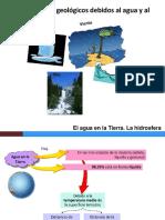 U.9. Procesos Geológicos debidos al Agua y al Viento i