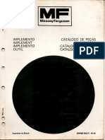 Catalogo ARADO MF