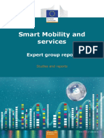 Europeran Commission_smart mobility and services - expert group report