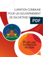 DeclarationDeSauvetageNationale